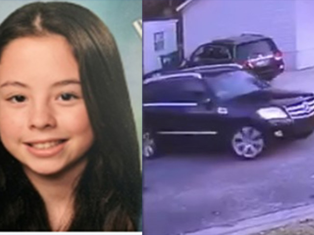 Surveillance video shows missing Alabama girl 'willingly' get inside SUV before disappearance, police say