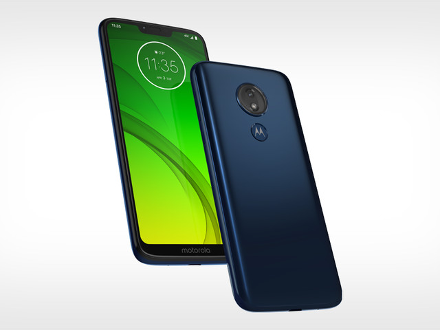 Motorola moto g7 power Lands at T-Mobile