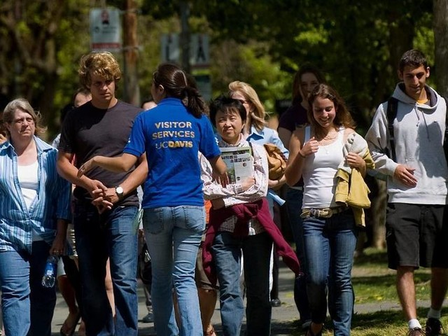 UC Davis sets another record for freshman applicants with nearly 10 percent jump