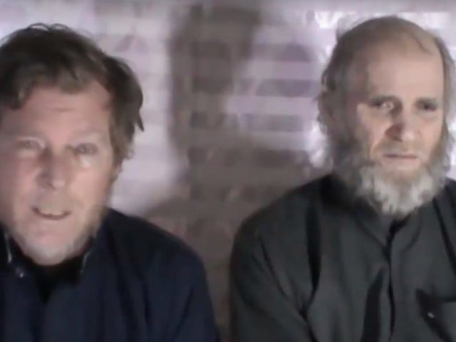 Taliban returns American and Australian hostages as part of a prisoner swap after holding them for over 3 years