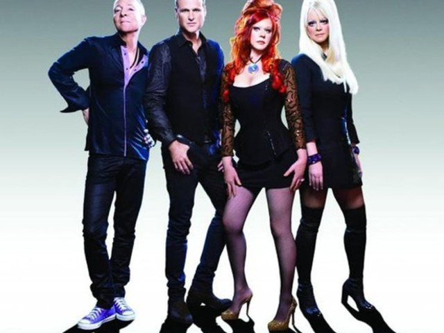 B-52s bring 40-year anniversary tour to Hard Rock Rocksino