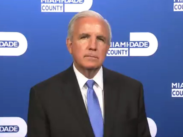 Coronavirus Impact: Miami-Dade Mayor Carlos Gimenez Signs Order To Close All Adult Day Cares