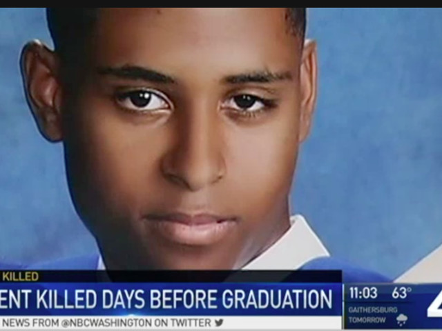 Man accused of killing Richard Collins III is not being charged with a hate crime. Why not?