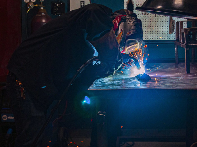 U.S. Manufacturers Can't Find Enough Skilled Workers To Fill Open Jobs