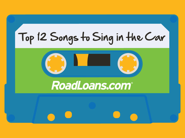 Top 12 songs to sing in the car