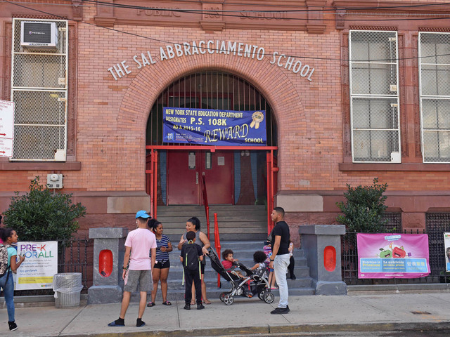 Kids removed from 12 city classrooms Friday over lead concerns