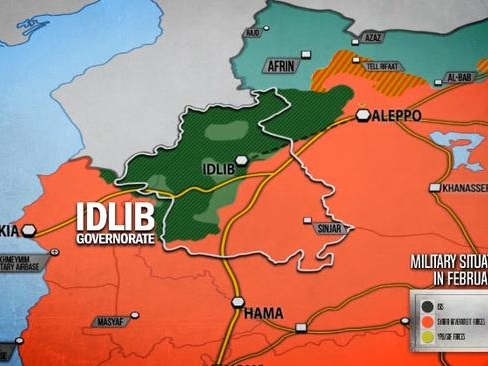 Battle Of Idlib And Prospects Of Turkish-Syrian War