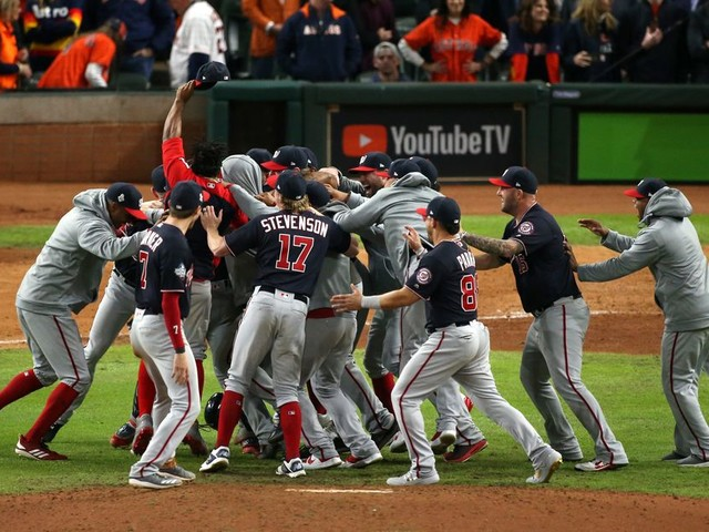The 10 best moments of the Nationals postseason, ranked