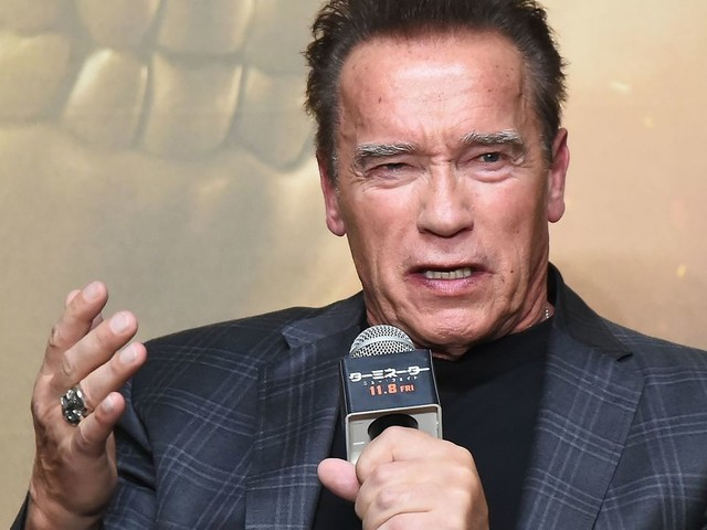 Arnold Schwarzenegger dismisses Green New Deal as 'bogus'