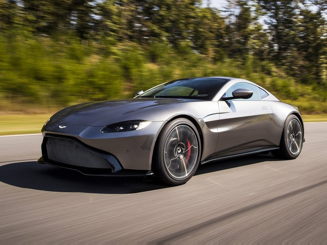 Aston Martin Considers Return of V12 Vantage