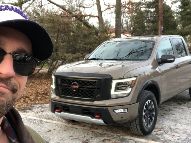 I drove a $50,000 Nissan Titan to see if this updated full-size pickup could take on the Ford F-150, Chevy Silverado, and RAM 1500