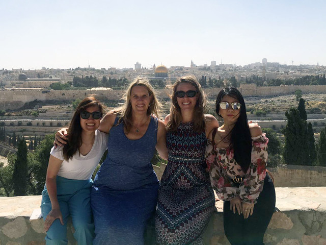 Fox MBA Students Go Global for Client Project with Tel Aviv University