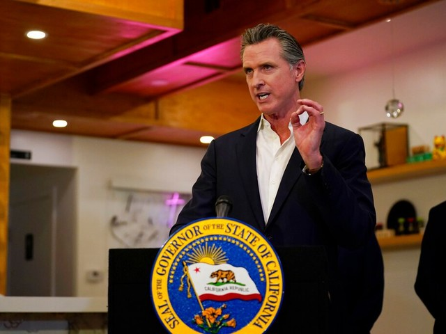 Paramount Contributes $40,000 To Gavin Newsom Anti-Recall Effort