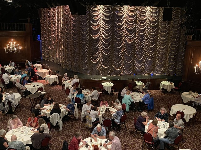 Claremont dinner theater reopens with vaccination requirements and 2 sets of COVID guidelines