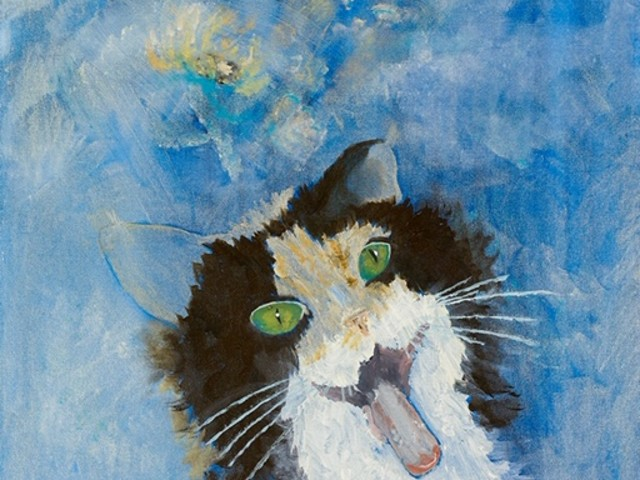 Comment on The Friday Art Cat: Major Arcane by Mascha Angoscini by catladymac