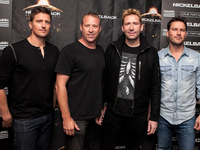 Nickelback comes to The Woodlands for 'All the Right Reasons'