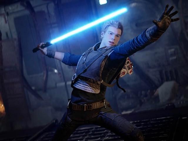 Watch 14 Minutes of Star Wars Jedi: Fallen Order Gameplay