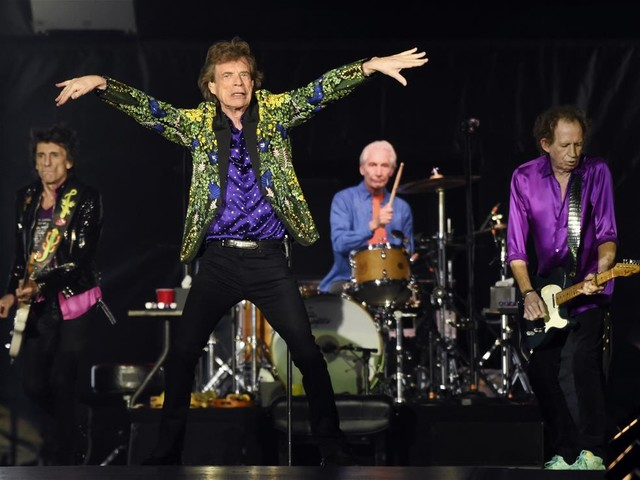 Rolling Stones Threaten Trump With Legal Action