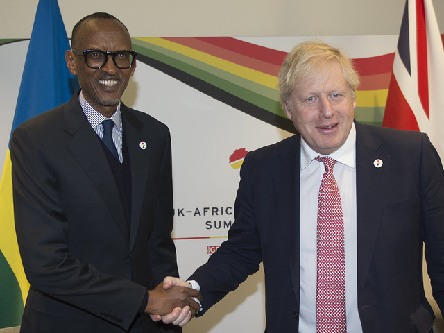 UK looks to fast-growing Africa for trade ties after Brexit