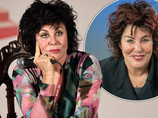 Ruby Wax sustains 'severe injuries' from a 'severe' horse riding accident