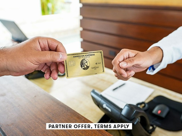 Credit card review: American Express Business Gold Card