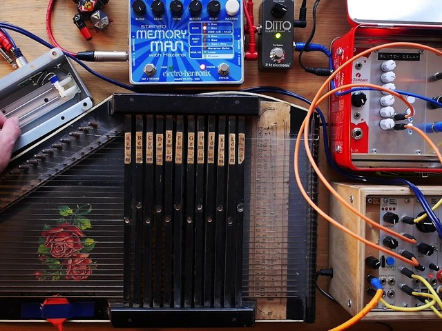 Glitch Delay is a DIY module you can make – and it makes lovely music