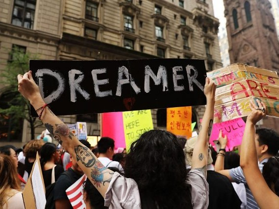 A DACA student shares her fears for the future