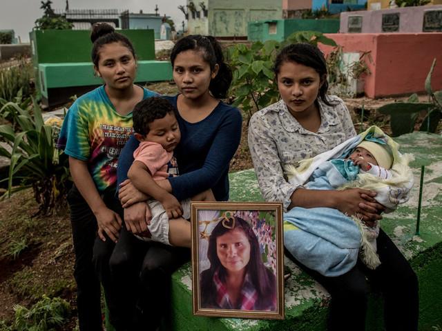 Her Ex-Boyfriend Killed Her Mother. Will the U.S. Offer a Refuge?