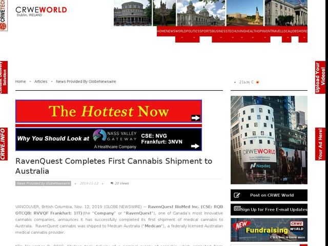 crweworld.com/article/news-provided-by-g
