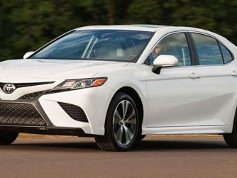 Road Tests: 2018 Toyota Camry