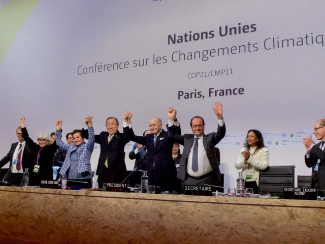 The Real Agenda Behind The Paris Climate Accord – Besides The Actual Climate