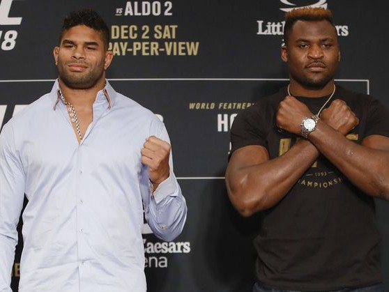 UFC 218 fight card primer: Alistair Overeem vs. Francis Ngannou