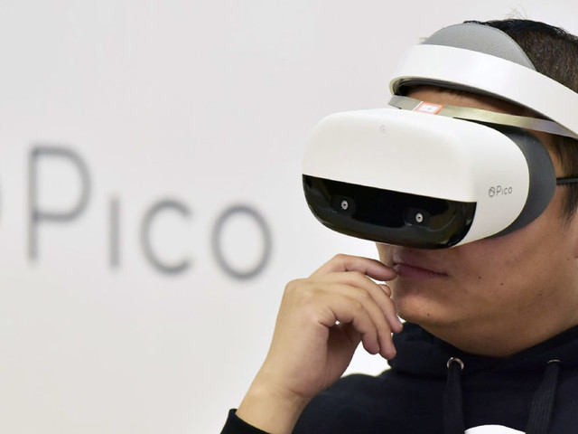 Pico's standalone 6DoF VR headset is compatible with Vive Wave