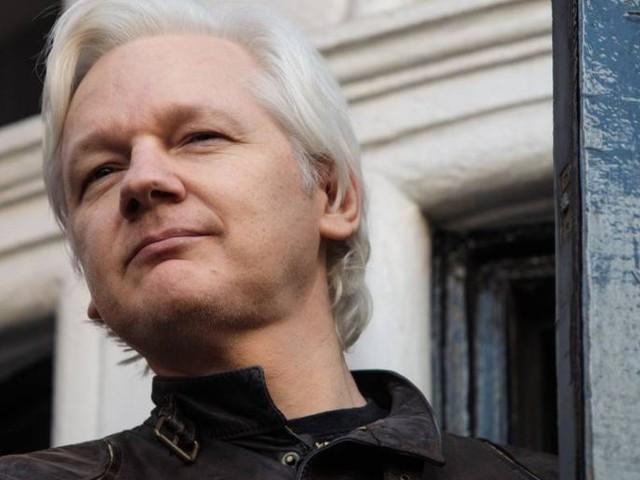 Republican Congressman Proposes Pardon Deal For Julian Assange