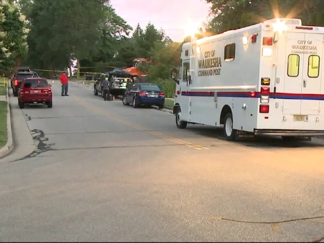 Man dead after officer-involved shooting in Waukesha