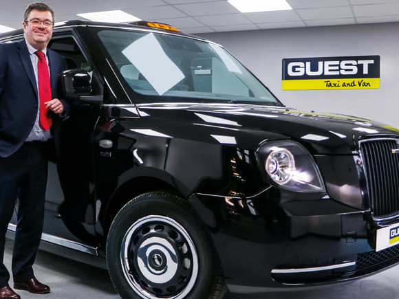 LEVC Appoints Guest Truck & Van Group to UK Dealer Network