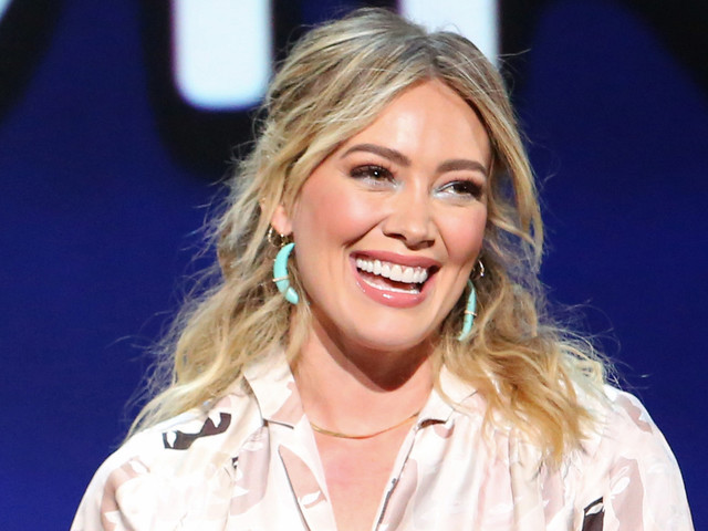 Hilary Duff Teases New Music with Recording Studio Selfie!