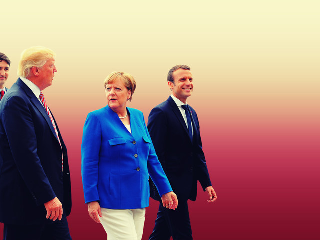 Der Spiegel Just Published the Minutes From Trump's Contentious Meeting With G7 Leaders