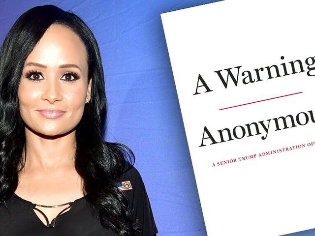 Katrina Pierson makes bombshell accusation: 'Anonymous' anti-Trump book author is 'senior advisor' in Admin