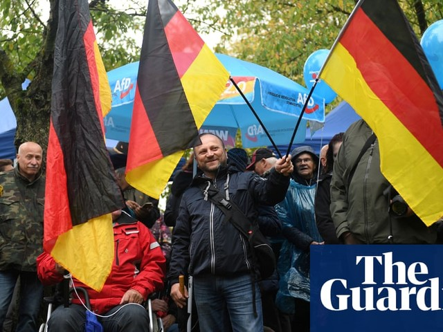 AfD gains expected in battle for political heart of Germany
