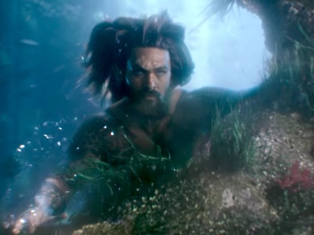 Here's How Aquaman Will Talk Underwater In The New Movie & It Will Make Fans Very Happy