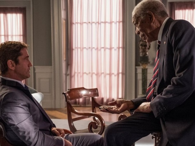 'Angel Has Fallen' continues to take advantage of the quiet late summer box office