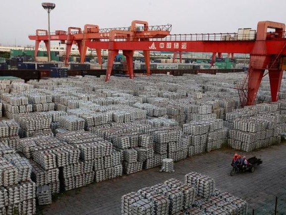 China's Annual Aluminum Consumption To Decline For First Time In 30 Years