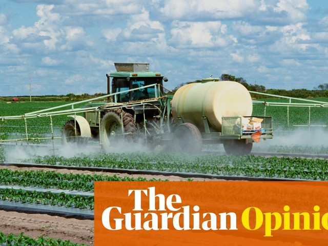 You have pesticides in your body. But an organic diet can reduce them by 70% | Kendra Klein and Anna Lappe