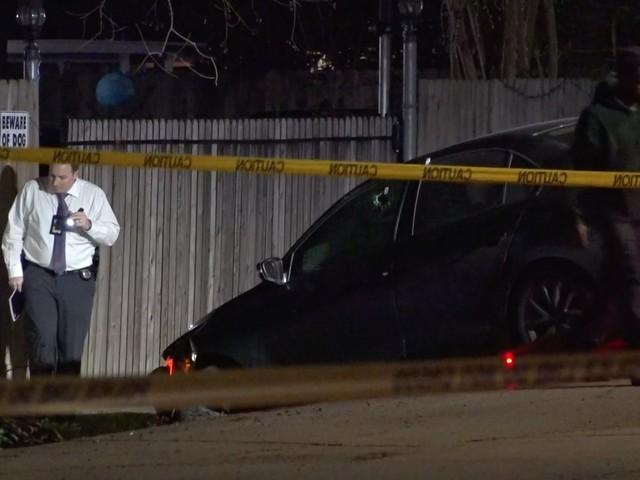 Driver shot, killed in southeast Houston