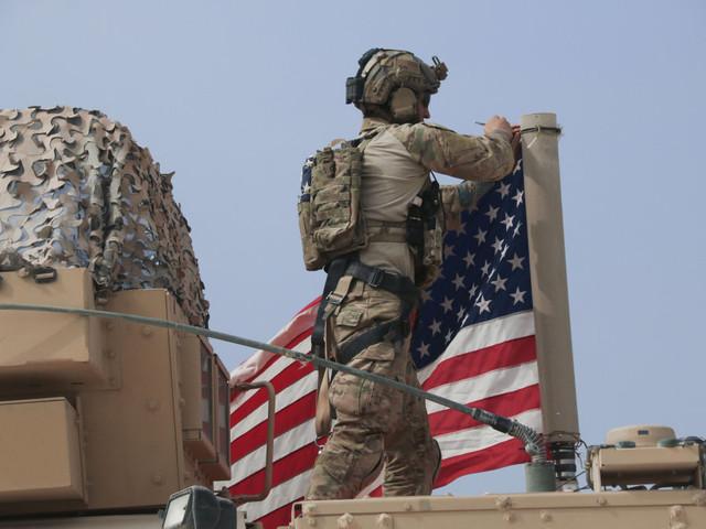 U.S. soldiers who served with Kurds blast Trump's retreat