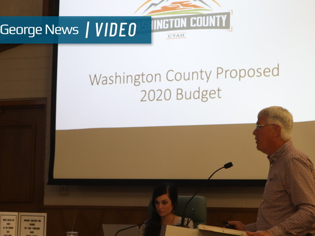 'Money we take from the taxpayers is sacred'; County Commission considers proposed 2020 budget