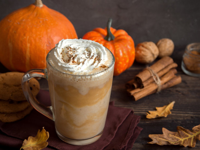 Over 20 pumpkin spice-flavored foods to try this fall