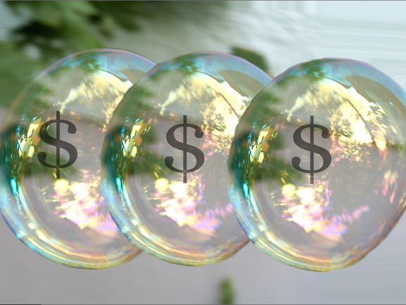 "Doug Noland: Central Banks Are ""Hostages Of Market Bubbles"""
