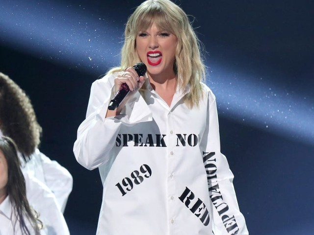 Taylor Swift kicked off her triumphant AMAs performance with 'The Man,' a song about double standards and sexism